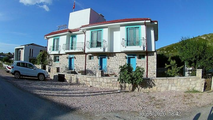 Villa Mimas I/denize 100 m-100 m to beach