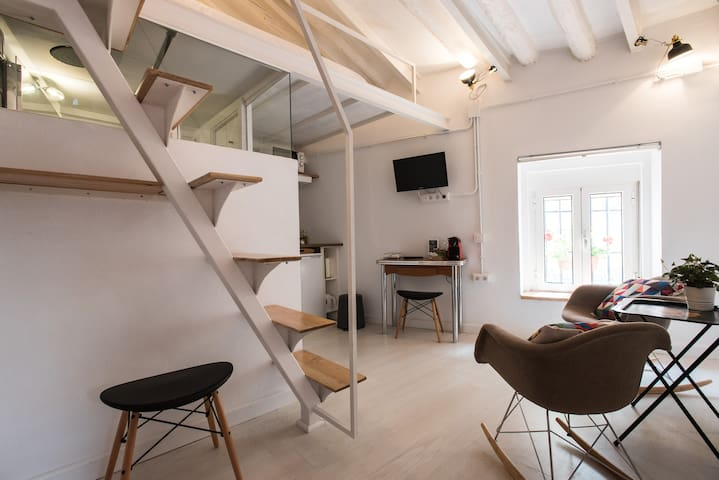 Small and charming - Sevilla - Appartement