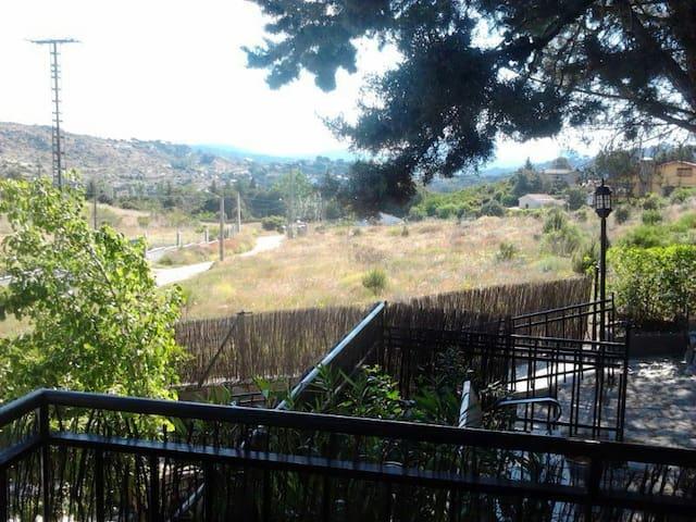 Casa de campo junto Pantano de San - El Tiemblo
