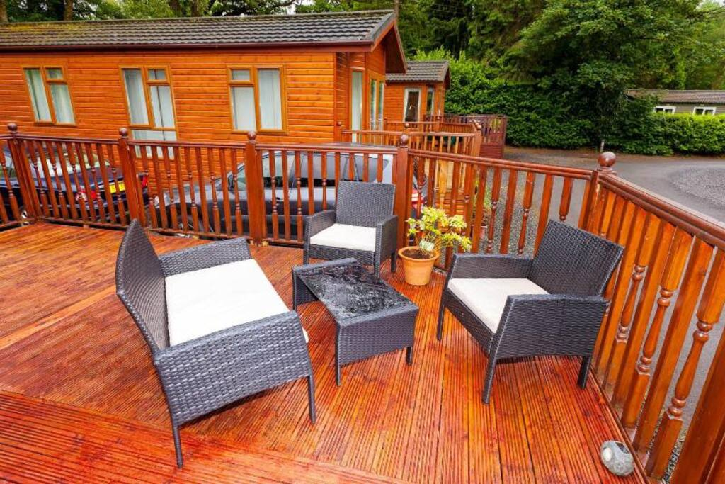 Grasmere Lodge At White Cross Bay Cottages For Rent In