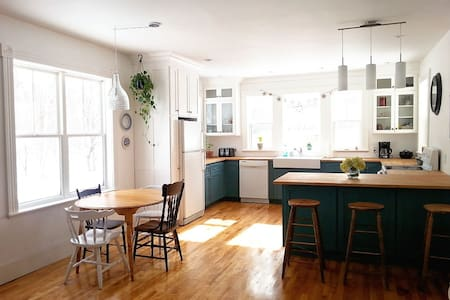 Sunny, Open Concept, Fully Restored Heritage Home - Belfast - Dům