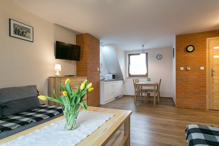 Apartament Maryna House dla 5 osób