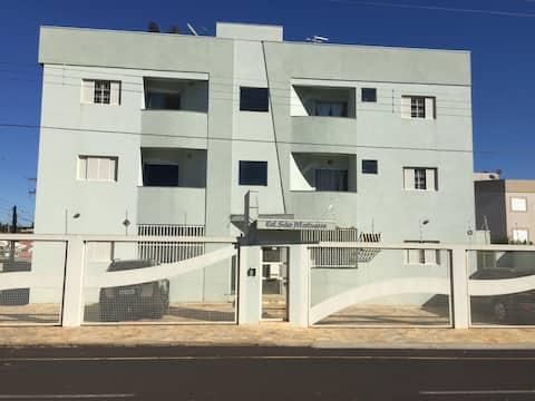 Edifício São Matheus Franca sp