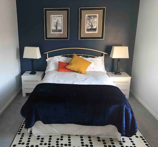 Spacious private bedrooms, Downpatrick