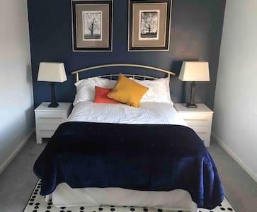 Spacious private bedrooms, Downpatrick