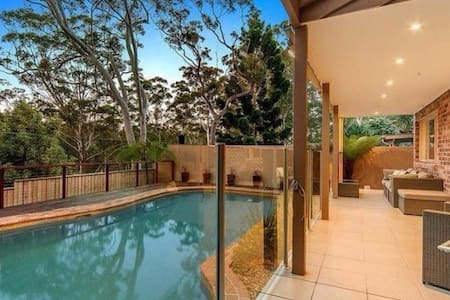 Sydney Oasis- Fully Self Contained Flat 2 Queen bd