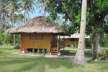 Suki Beach Resort - Philippines - Cabana