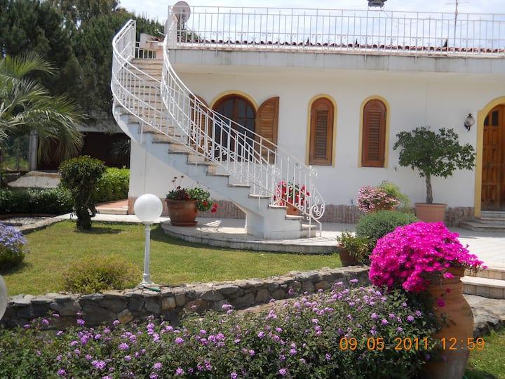 Villa in un angolo di Paradiso