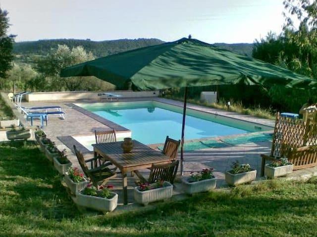 Casa Vacanze vicino Roma in Umbria - San Vito di Narni - Casa