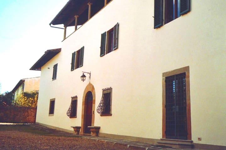 Villa del XV secolo nel Chianti - Impruneta - Villa