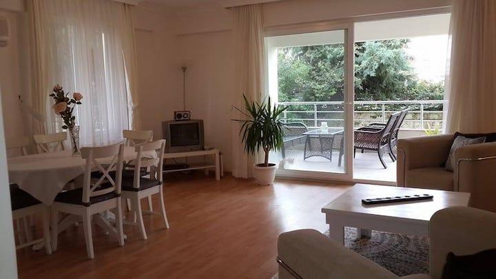 Spacious flat in Jasmine garden