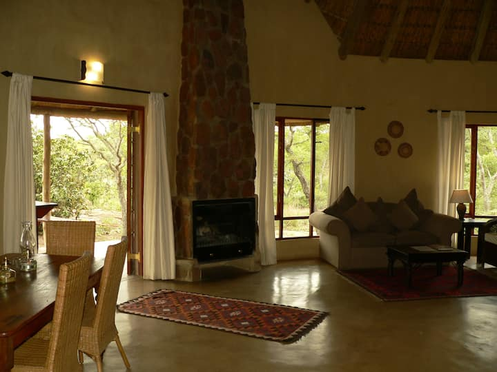 Duiker Cottage at Izintaba Private Game Reserve