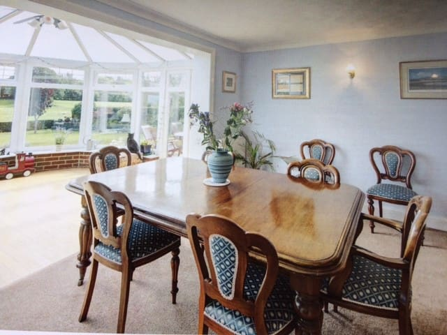 Large comfortable Sussex family accommodation - Wadhurst - Rumah