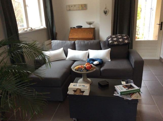 Appartement rez de chaussée - Cucuron