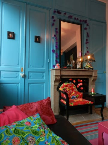 "Casa De Luna, appt ""prêt à vivre"" - Lambersart - Departamento"