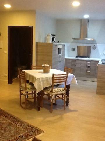 La tua casa sui colli bolognesi - Rastignano - อพาร์ทเมนท์