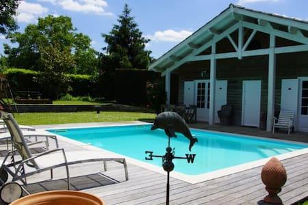 la maison des voyages, proche de Saint Emilion - Saint-Aubin-de-Branne - Loft-asunto