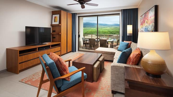 Maui Westin Nanea Resort View 1 Bed Villa-Lahaina