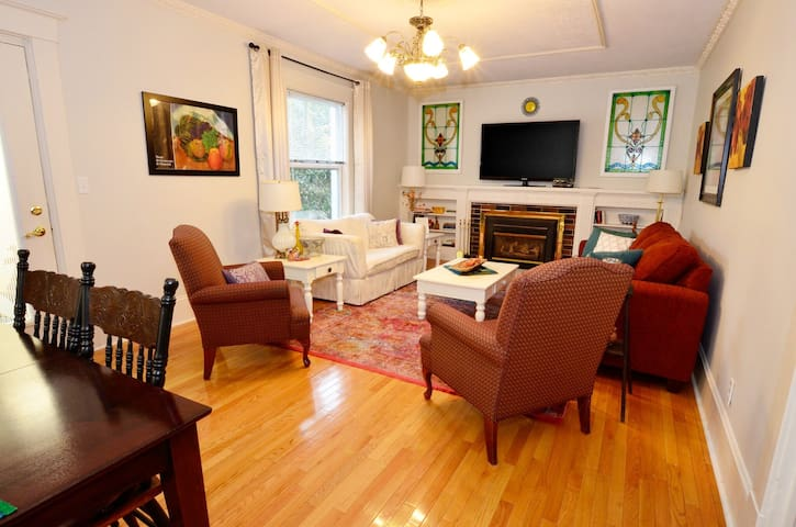 Weldon House: your home in downtown Moncton!