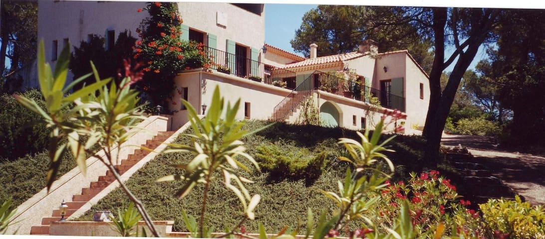 Villa 10 pers Sth Luberon Provence - Puget - Vila