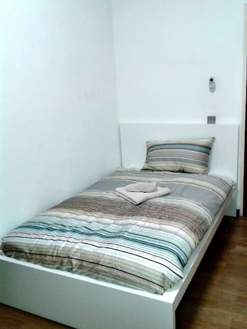 Single Room with shared bathroom - Kuala Lumpur - Apartmen