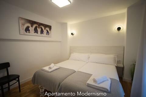 Apartamento Modernismo