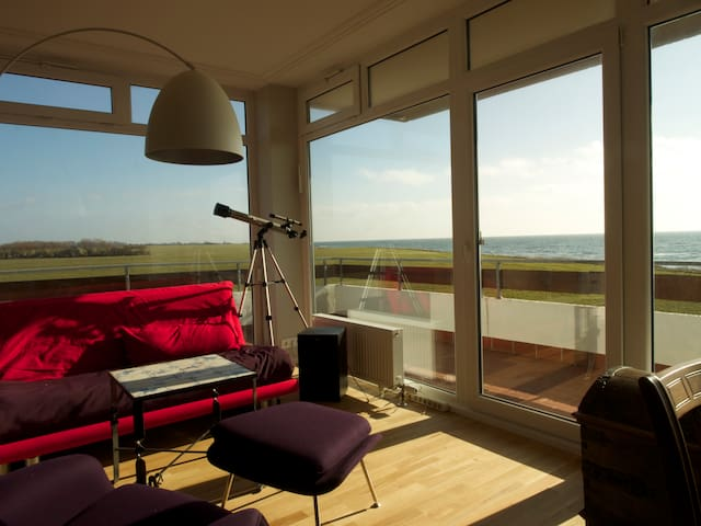 Wonderful flat / 40 m. from the sea - Fehmarn - Lakás