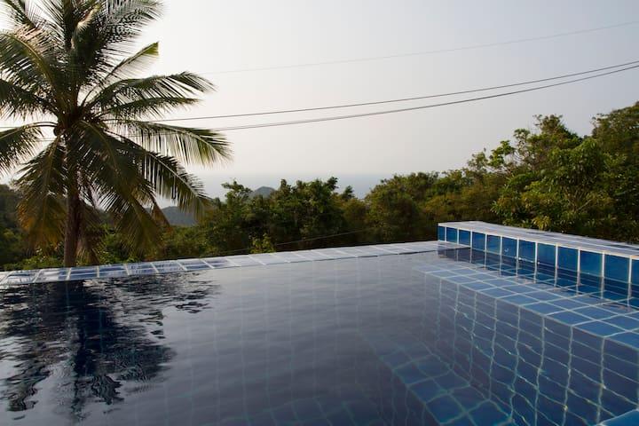Karo Villas (2/3) - Ko Tao - Casa de camp