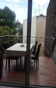 delicious 3 room with roof terrace - Berlín - Pis