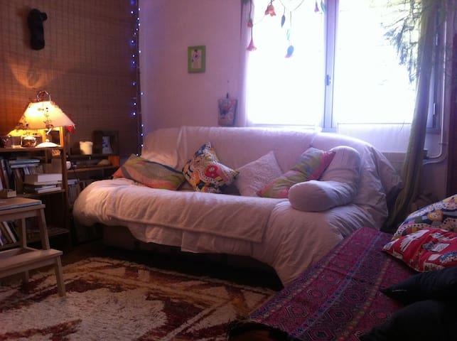 Chambre dans maison avec jardin - Rennes - Maison