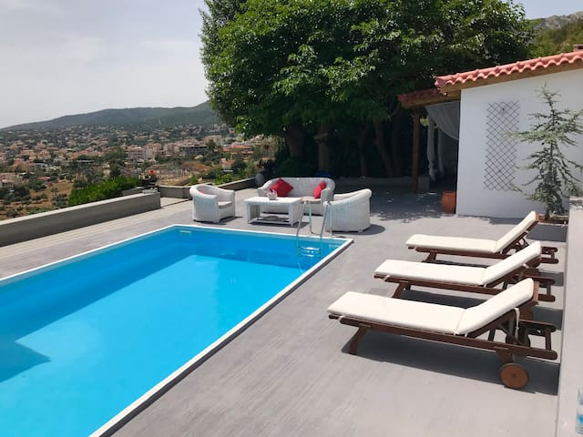 LIBERTY VILLA-PRIVATE POOL-SEPTEMBER OFFER:250€