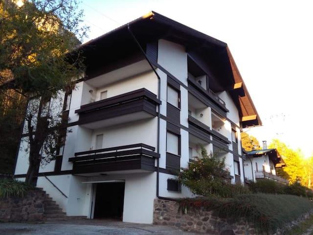 Appartamento Dolomiti Ziano 2km Pampeago e Latemar