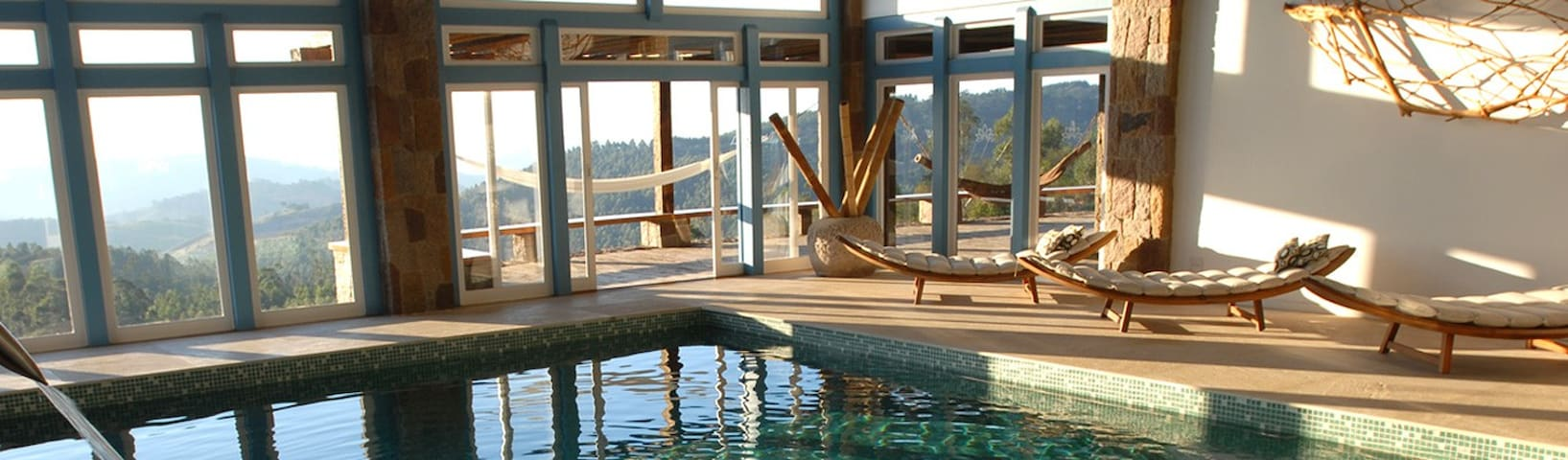 Lake Vilas Charm Hotel - Amparo - Blockhütte