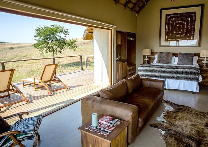 Royal Cottage at Sibani Lodge