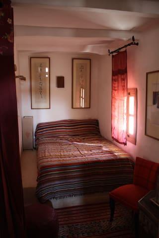 """chambre """"rouge"""" riad el koudia - El Koudia"""