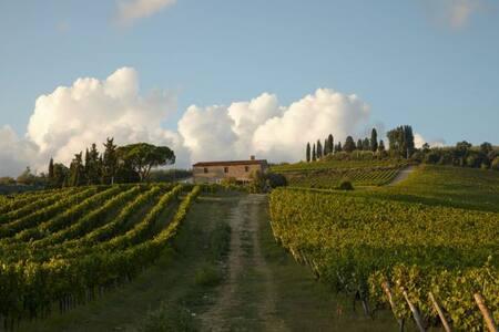 Countrychic room in Chianti - San Casciano In Val di Pesa