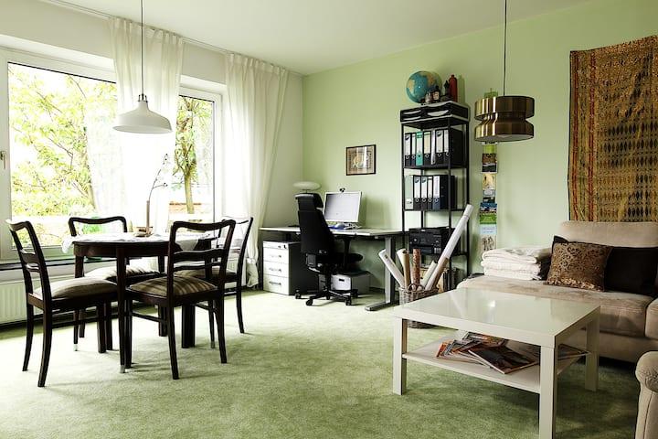 3 bedroom flat closed to the center of Kiel
