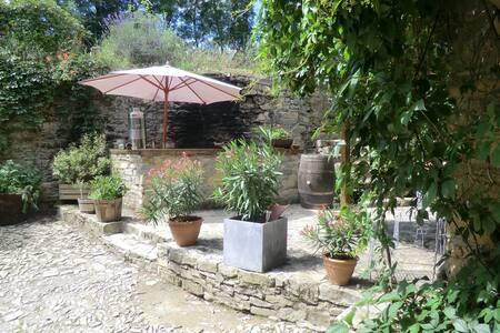 Domaine d'alcapiès ferme fortifié chambre divine - Saint-Jean-d'Alcapiès