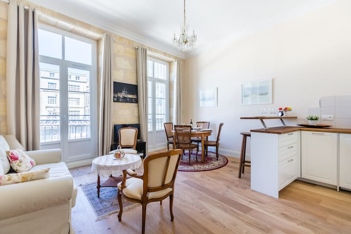 Lovely apartment Place de la Bourse