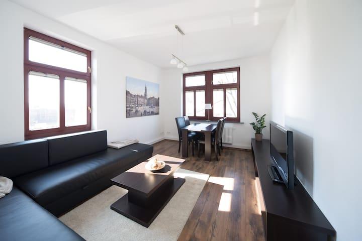 3-room apartment 70qm - Dresden - Radebeul - Appartement