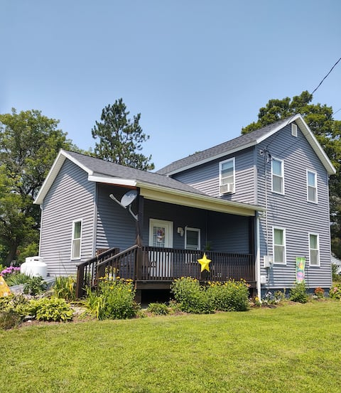Peaceful , close to river , Close to Tioga Downs