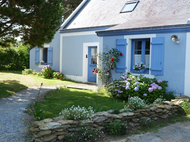 Les Agapanthes - Groix - Bed & Breakfast
