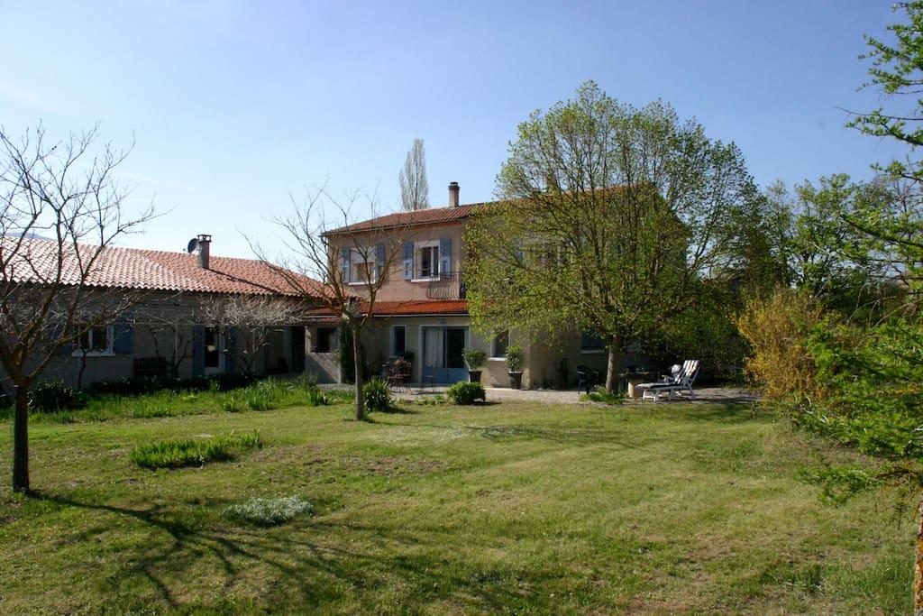 Welkom in Le Mas de Saint-Ferréol