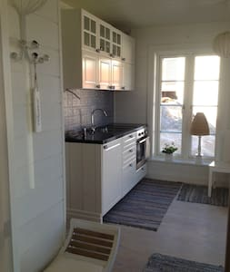 Egen lägenhet i nytt skärgårdshus - BOHUS-MALMÖN - Byt