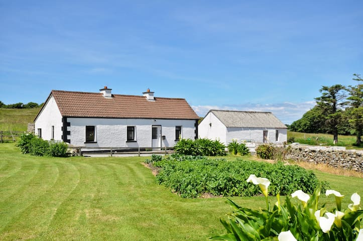 Family friendly seaside cottage - Sligo - Zomerhuis/Cottage