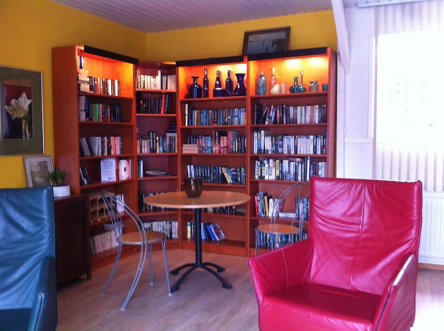 Een Mekka voor de liefhebber van engelstalige spannende boeken