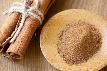 Sinai old Spices cinnamon room