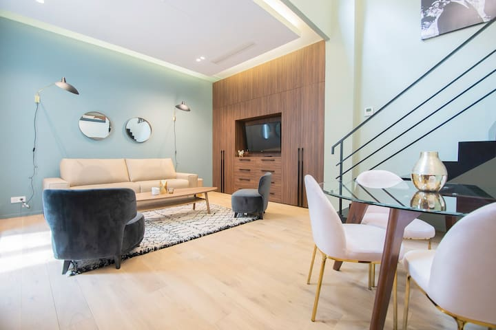 Luxury flat in the heart of paris - SF1