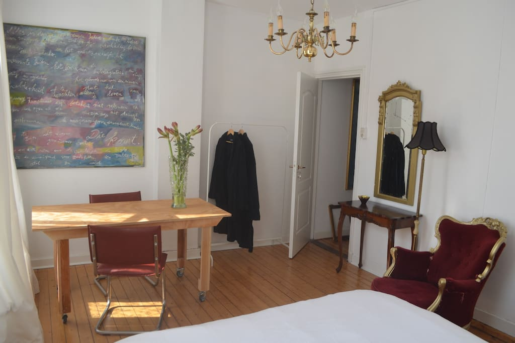 Sfeervolle kamer bed breakfasts for rent in nijmegen gelderland netherlands - Bed kamer ...