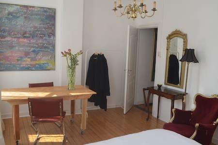 Sfeervolle kamer - Nijmegen - Bed & Breakfast